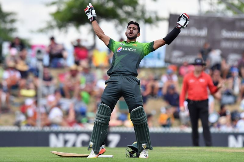 hasan ali celebrates his fifty