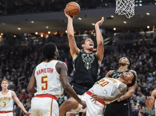 The Bucks picked up their fifth straight win