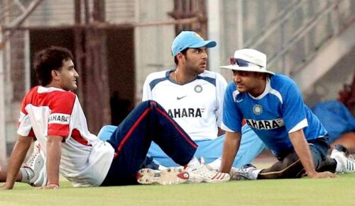 Yuvraj Singh, Sourav Ganguly, and Virender Sehwag were some excellent part-time bowlers during their time
