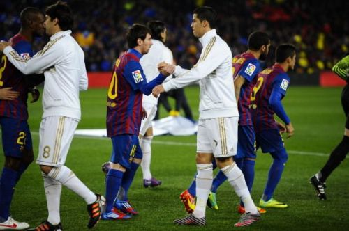 Barcelona v Real Madrid - Copa del Rey