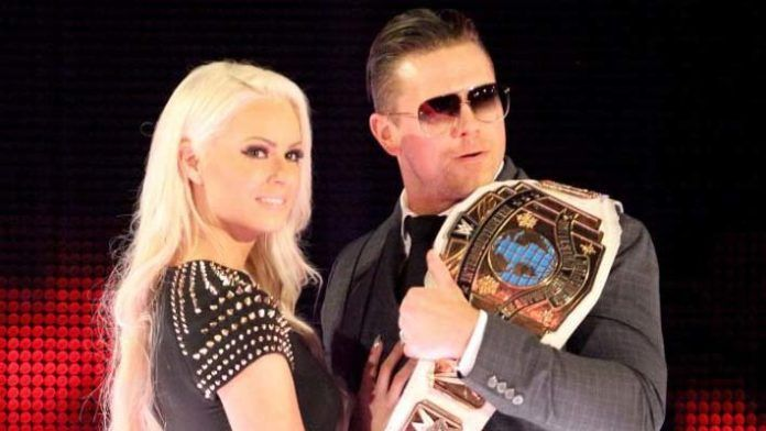 Miz and Maryse are a couple both on and off screen