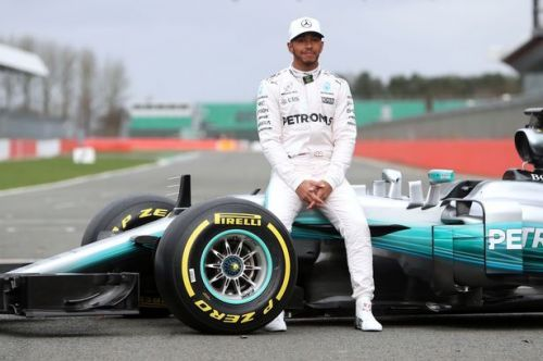 Hamilton joined Mercedes in 2013