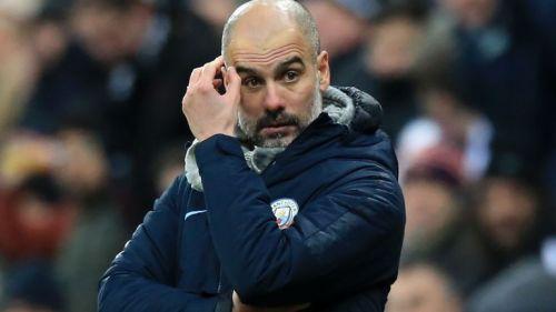 Man City manager, Pep Guardiola