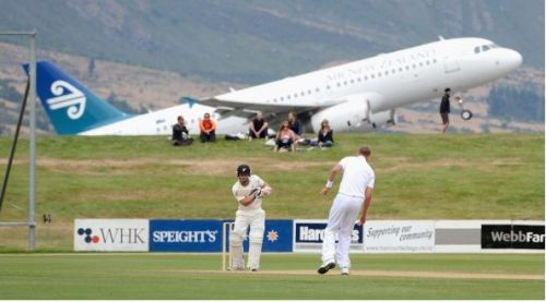 Cricket should once in a while take off at these picturesque locations.