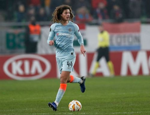 Ethan Ampadu stands out on and off the field with his unique look