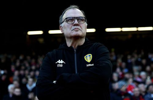 Bielsa explained his antics in a 70 minute press conference on Wednesday