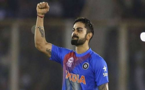 Kohli is going to lead the nation in the World Cup 2019