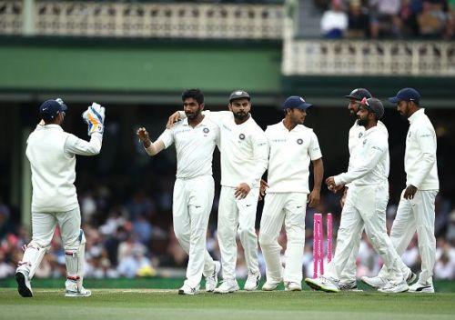 Jasprit Bumrah has been the pick of Indian bowler