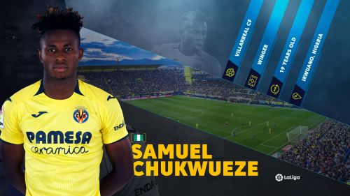 The 19-year-old Nigerian is already looking key to the Yellow Submarine's chances of success this season.