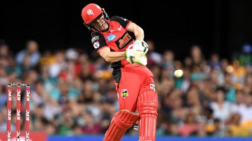 Melbourne Renegades wicketkeeper-batsman Sam Harper