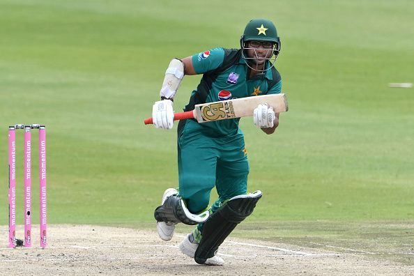 Imam-ul-Haq has established himself at the top of the order