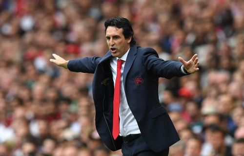 Arsenal are looking to add more options to Emery's improving squad