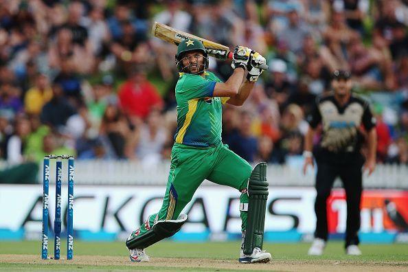 New Zealand v Pakistan - 2nd T20