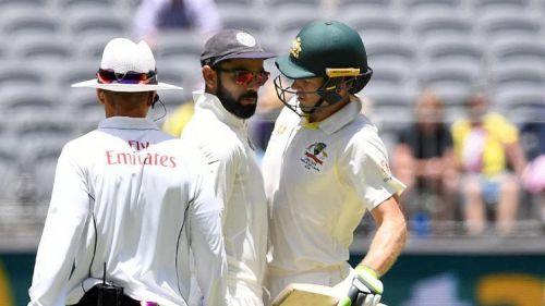Indomitable India vs Audacious Australia