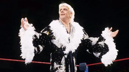 Ric Flair ran the gauntlet in 1992 by way of introduction to WWE fans as he won the Royal Rumble.
