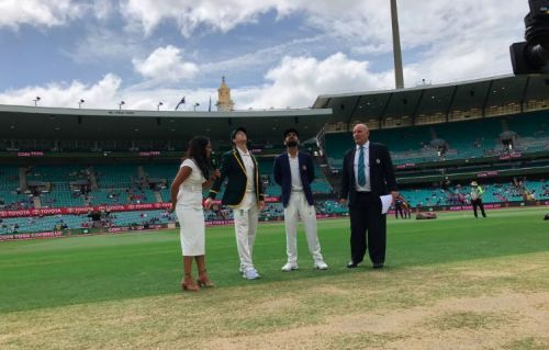 Kohli had never lost a Test match in which he had won the toss