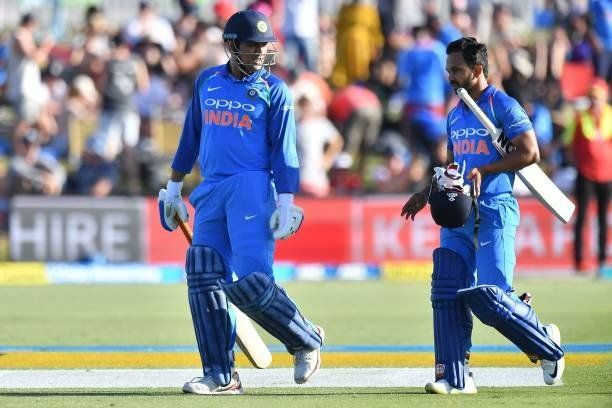 MS Dhoni average was 241 in 2019