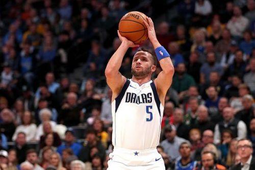 Dallas Mavericks v Denver Nuggets