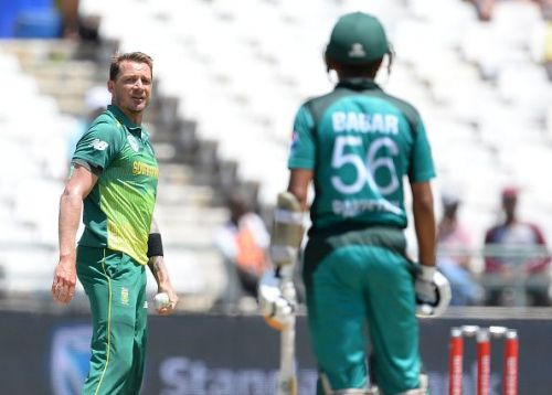 South Africa v Pakistan - 5th One Day International