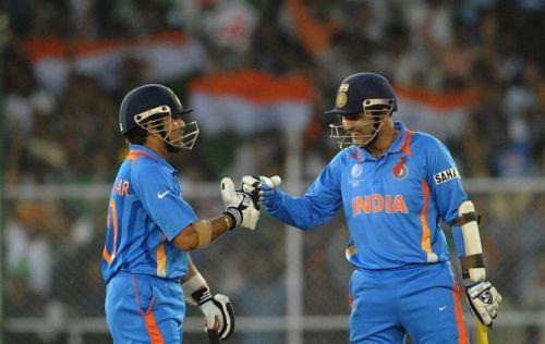 Sachin and Sehwag