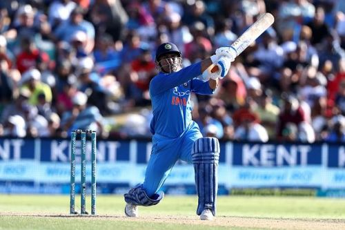 Dhoni has silenced his critics by claiming