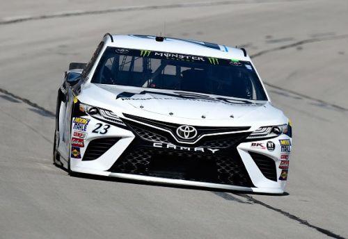 Monster Energy NASCAR Cup Series AAA Texas 500 - Practice