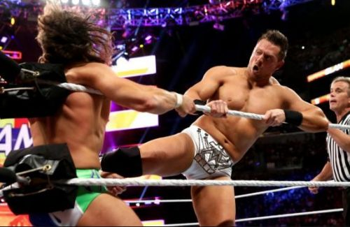 the miz and daniel bryan