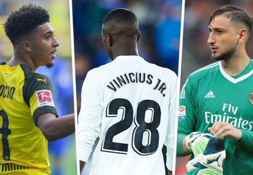 These 3 have already started playing for big European clubs