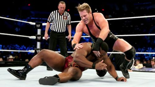 Jack Swagger could return to WWE with a new edge from his MMA credentials.