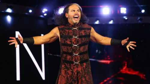Matt Hardy has not been in WWE for a couple of months