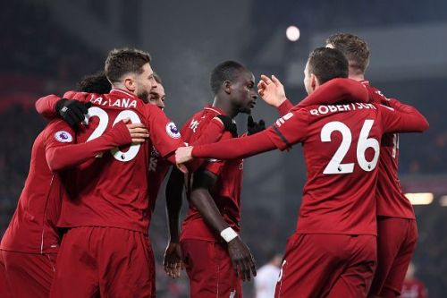Liverpool FC conquered Crystal Palace in their last Premier League fixture