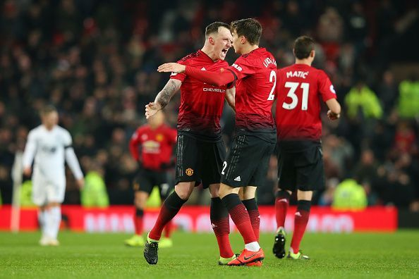 Lindelof equalized in stoppage time