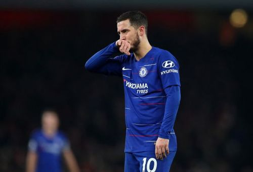 Chelsea have hit a sticky patch of late