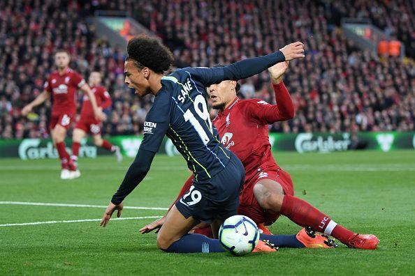 Liverpool FC v Manchester City - Premier League