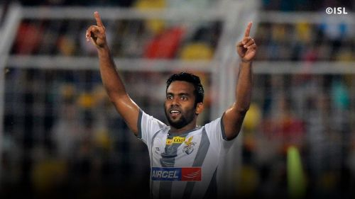 Lobo was the first Indian player to score a brace in an ISL match