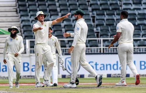 South Africa v Pakistan - 3rd Test