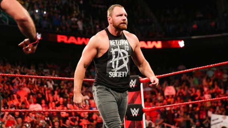 Dean Ambrose is done with WWE