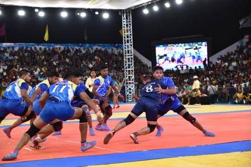 Maharashtra kick-started their campaign with a big win against Vidarbha
