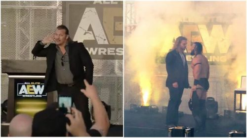 AEW's 'Double or Nothing' rally was full of HUGE surprises!