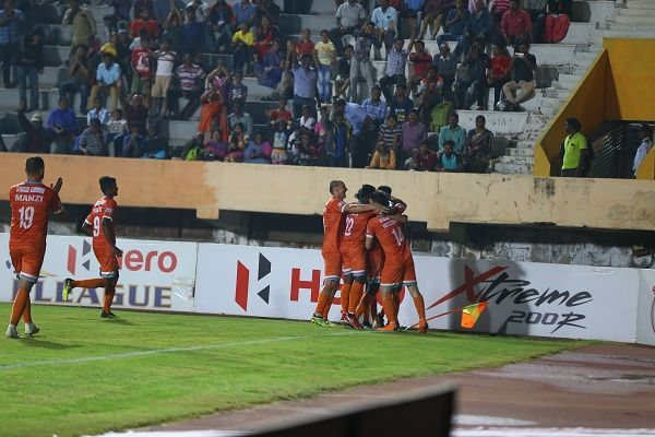 Chennai City FC rode on Spanish domination to complete their ninth win of this year
