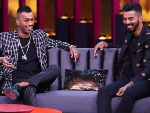 Hardik Pandya and KL Rahul have landed themselves in trouble