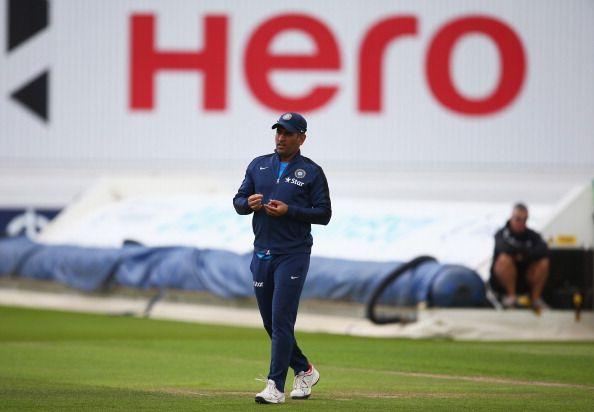 England & India Nets Session