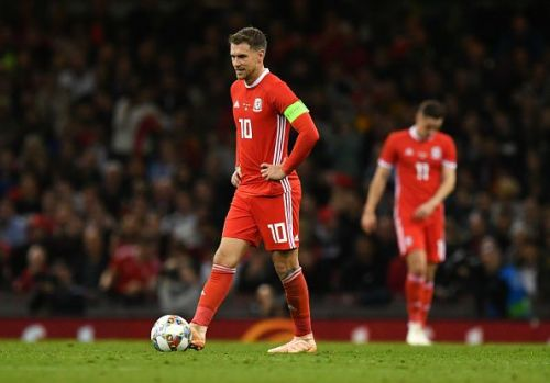 Aaron Ramsey has been a key figure for Wales for over a decade
