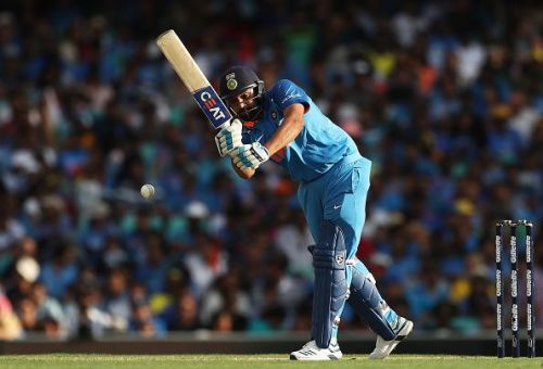 Rohit Sharma would like to improve his numbers against New Zealand