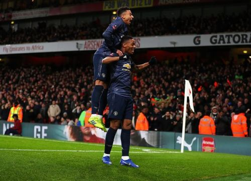Manchester United makes it eight wins out of eight under Solskjaer