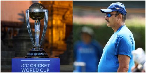 Shastri has named India and England as the frontrunners for lifting the World Trophy