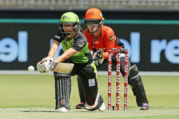 WBBL Semi Final - Thunder v Scorchers
