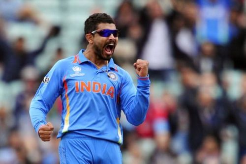 Jadeja has given a good account of himself lately in the ODI cricket