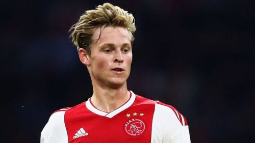 Bayern Munich were also interested in signing the midfielder