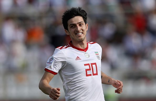 a724af007 Vietnam v Iran - AFC Asian Cup Group D - Sardar Azmoun from Iran has scored